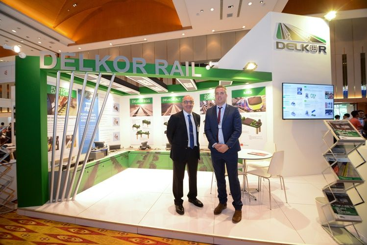 Delkor Rail Attending 19th Annual Rail Solutions Asia Conference