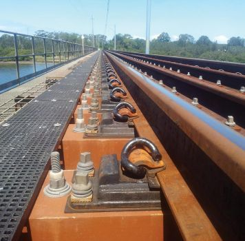 FFU Sleeper - Railway Sleepers | Delkor Rail